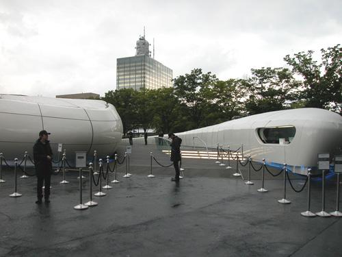 Chanel Mobile Art Pavilion
