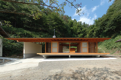 Musoan by keisuke kawaguchi what we do is secret for Japanese bungalow house design