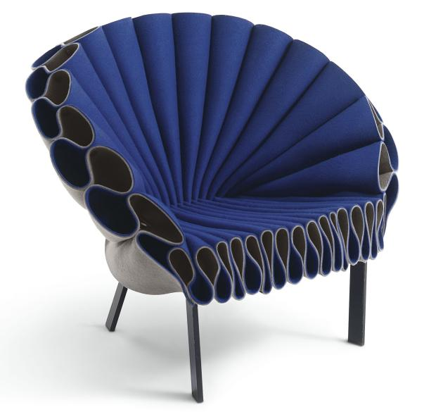 Peacock Chair by Dror Benshetrit