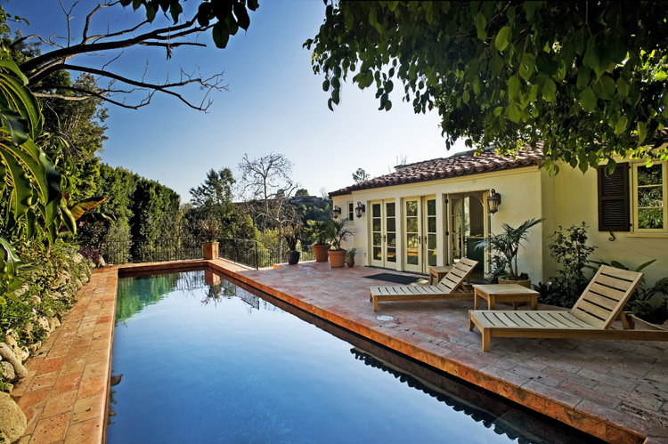 Scarlett Johansson's Hollywood Hills home