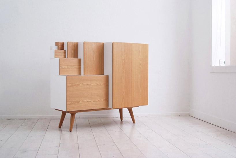 Интересная мебель от Kam Kam